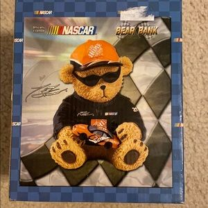 Tony Stewart bear bank